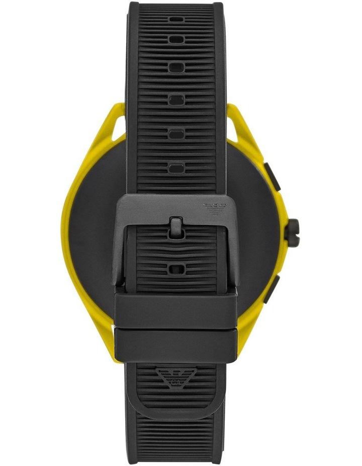 Gen 5 Black & Yellow Display Smartwatch ART5022 image 2