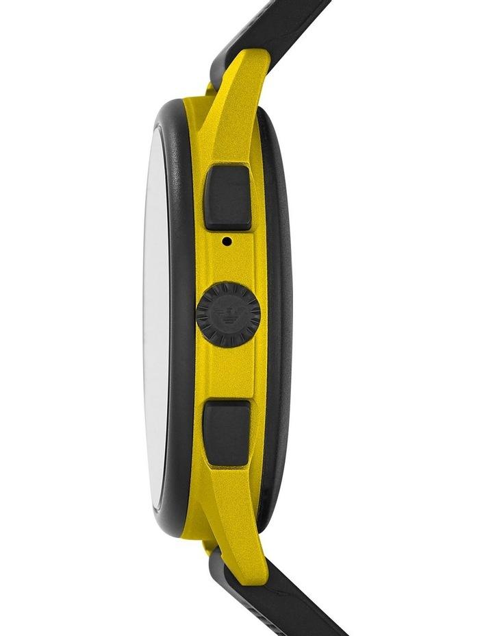 Gen 5 Black & Yellow Display Smartwatch ART5022 image 3
