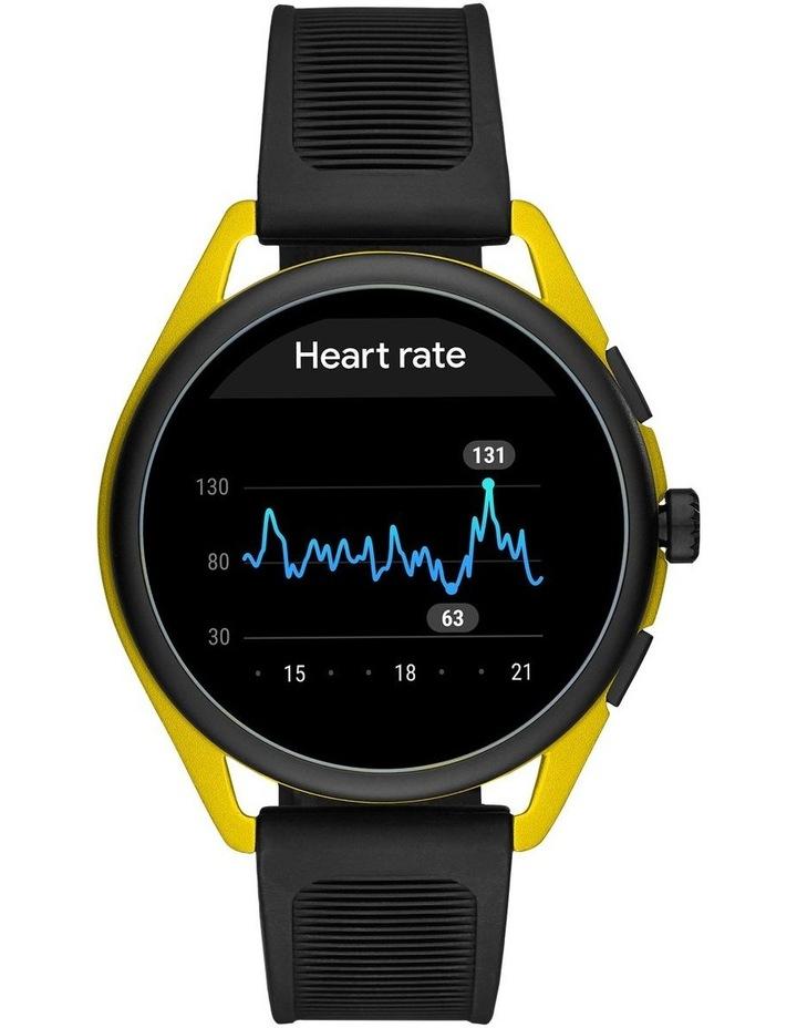Gen 5 Black & Yellow Display Smartwatch ART5022 image 5