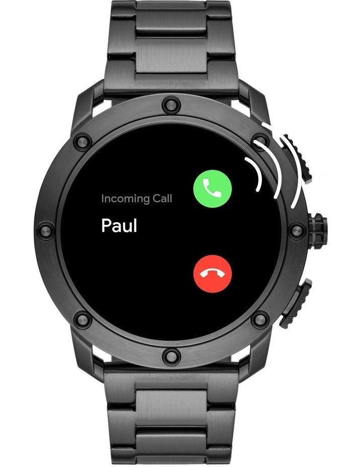 Gen 5 Axial Grey Display Smartwatch DZT2017 image 6