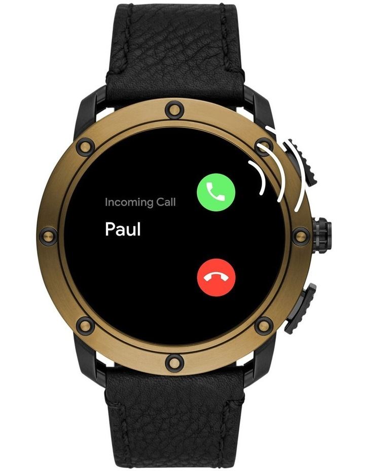 Gen 5 Axial Black Display Smartwatch DZT2016 image 6