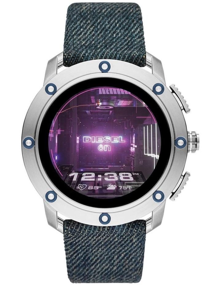 Gen 5 Axial Blue Display Smartwatch DZT2015 image 1