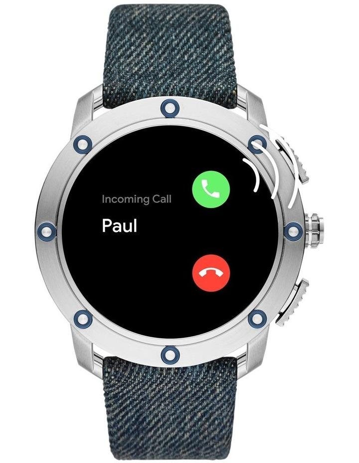 Gen 5 Axial Blue Display Smartwatch DZT2015 image 6