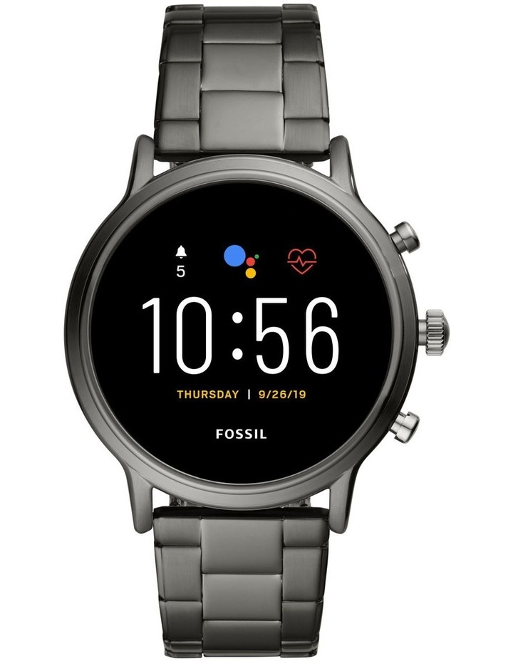 Gen 5 The Carlyle Hr Smoke Display Smartwatch FTW4024 image 1