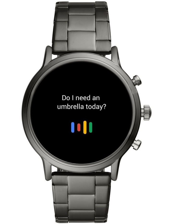 Gen 5 The Carlyle Hr Smoke Display Smartwatch FTW4024 image 7