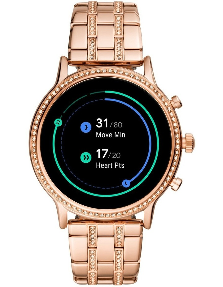 Gen 5 Julianna Hr Rose Gold Display Smartwatch FTW6035 image 3