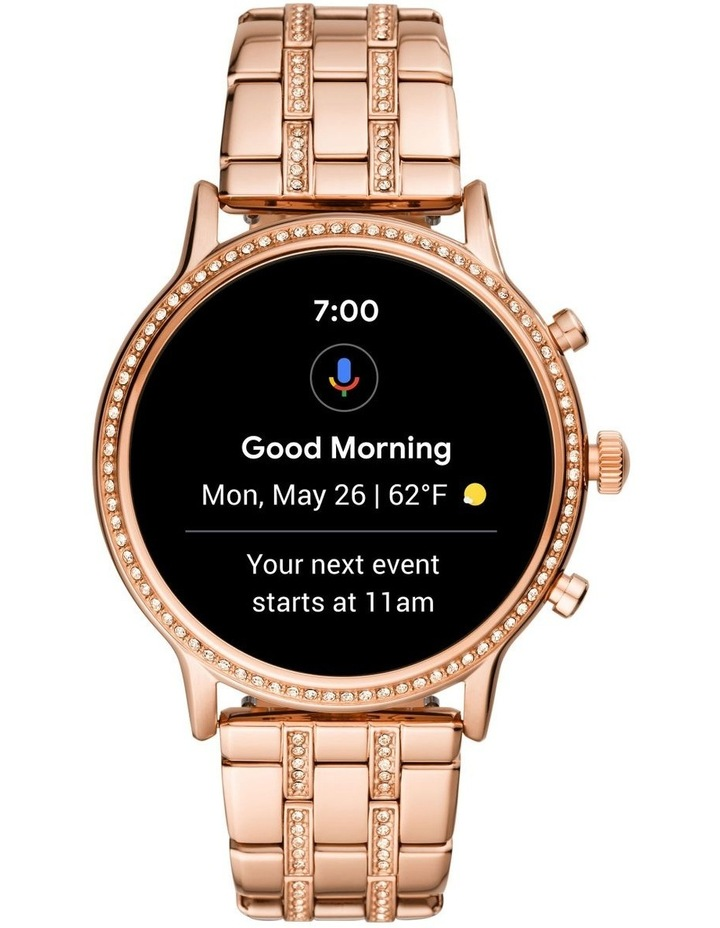 Gen 5 Julianna Hr Rose Gold Display Smartwatch FTW6035 image 5