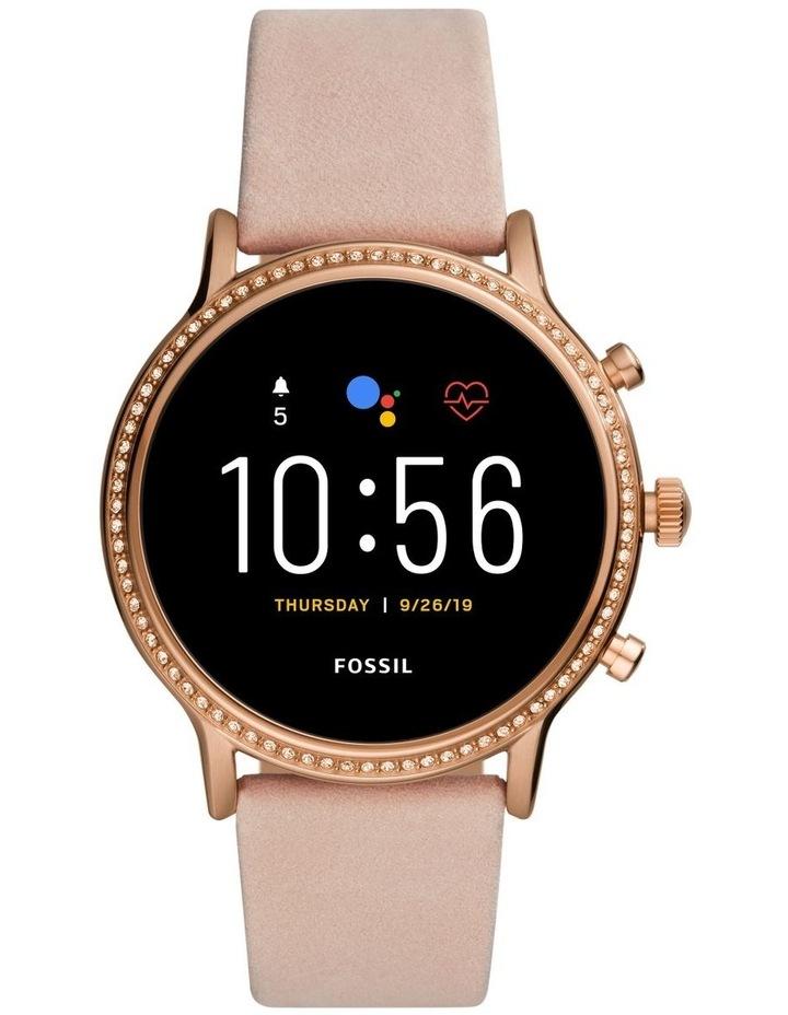 Gen 5 Julianna Hr Blush Display Smartwatch FTW6054 image 1