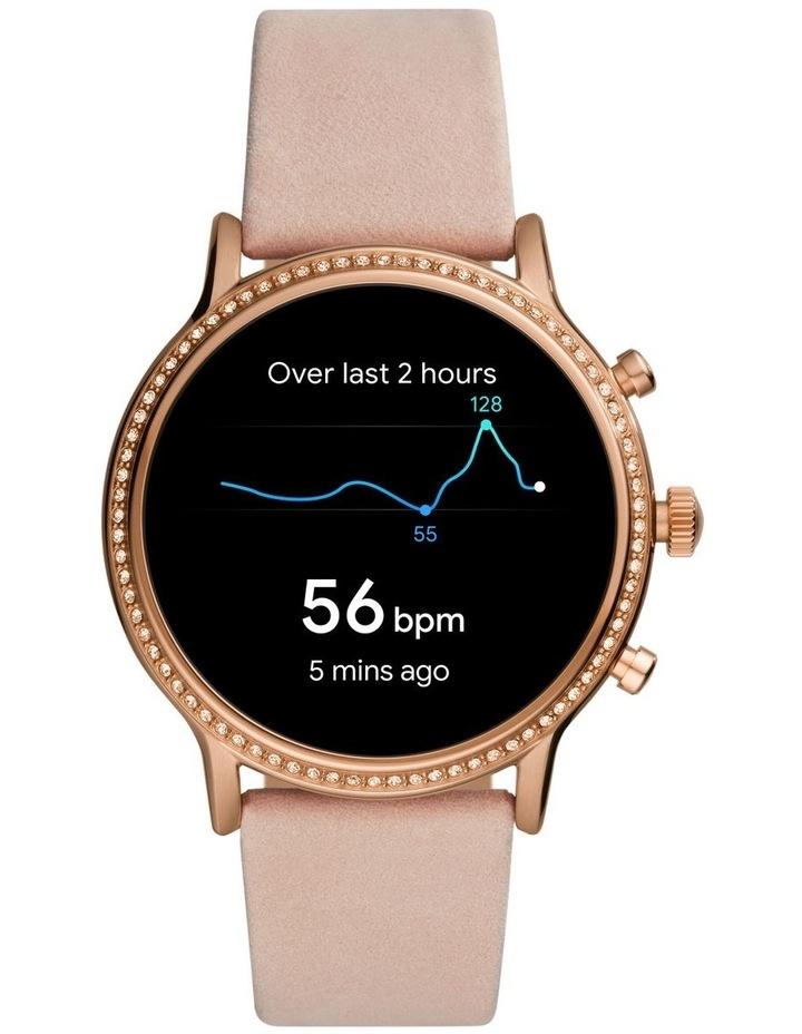Gen 5 Julianna Hr Blush Display Smartwatch FTW6054 image 4