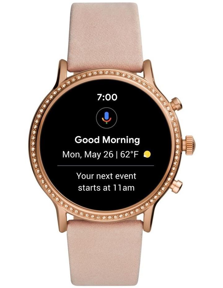 Gen 5 Julianna Hr Blush Display Smartwatch FTW6054 image 5