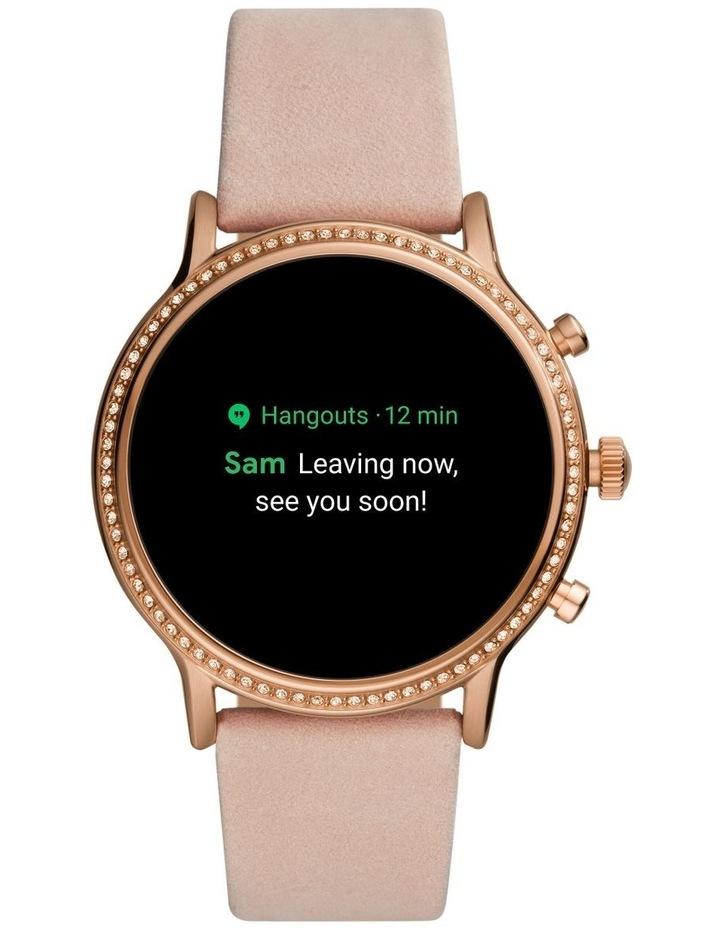 Gen 5 Julianna Hr Blush Display Smartwatch FTW6054 image 6