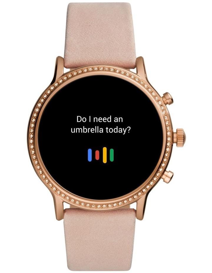 Gen 5 Julianna Hr Blush Display Smartwatch FTW6054 image 7