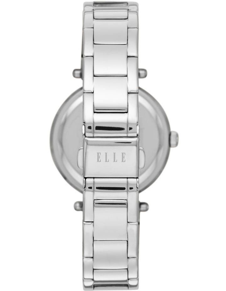 Marais Silver-Tone Analogue Watch image 2