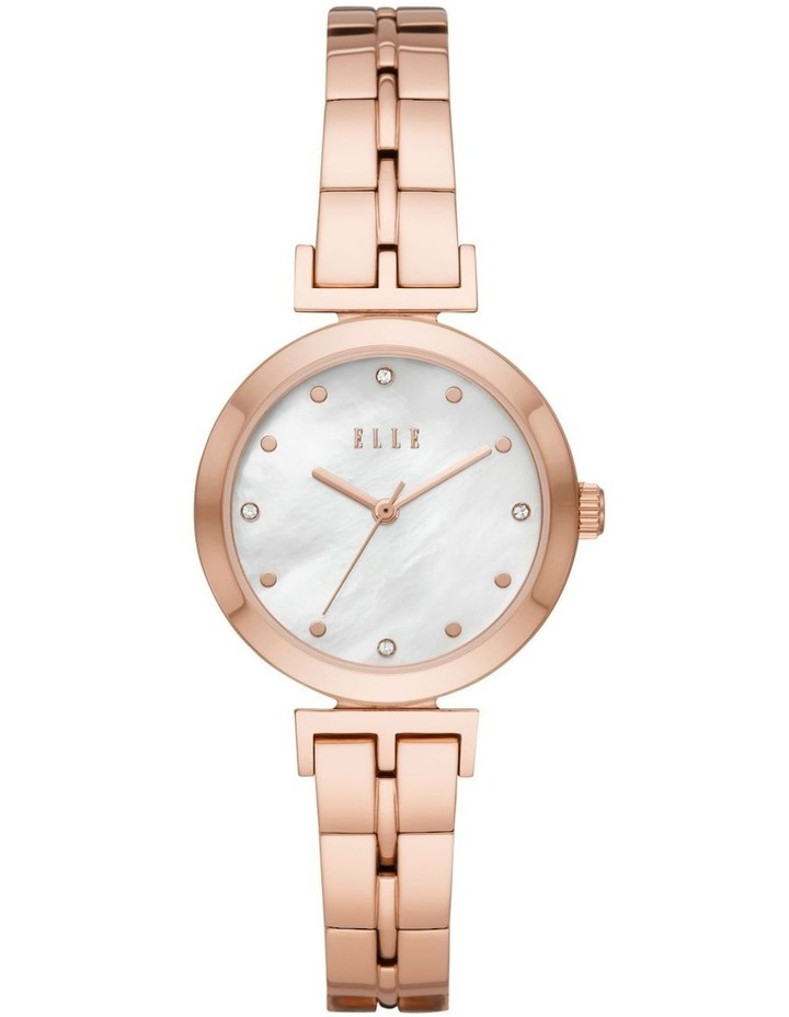 Odeon Rose Gold-Tone Analogue Watch image 1