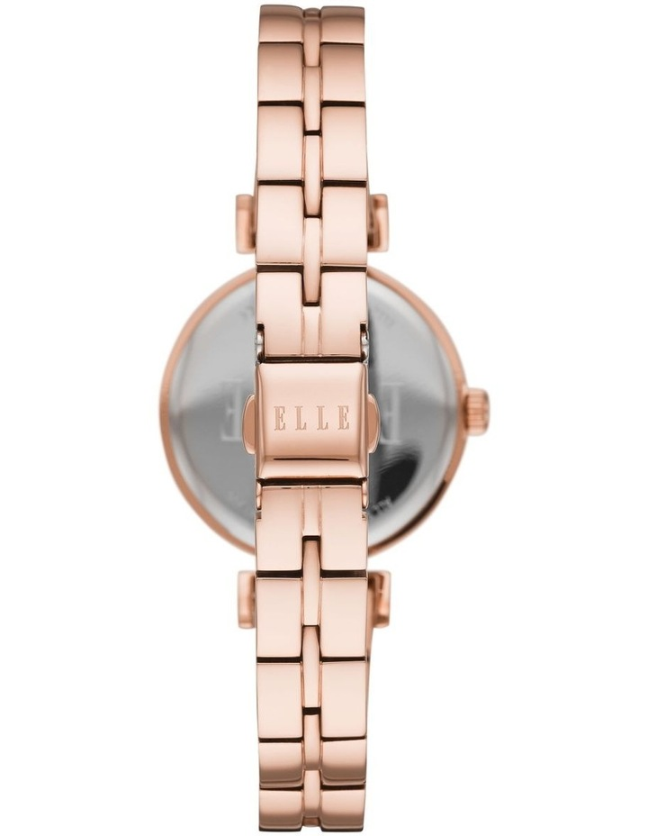 Odeon Rose Gold-Tone Analogue Watch image 2