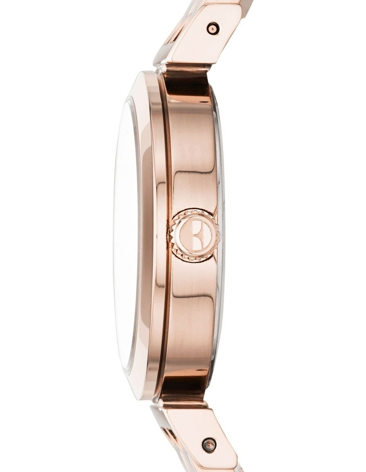 Odeon Rose Gold-Tone Analogue Watch image 3