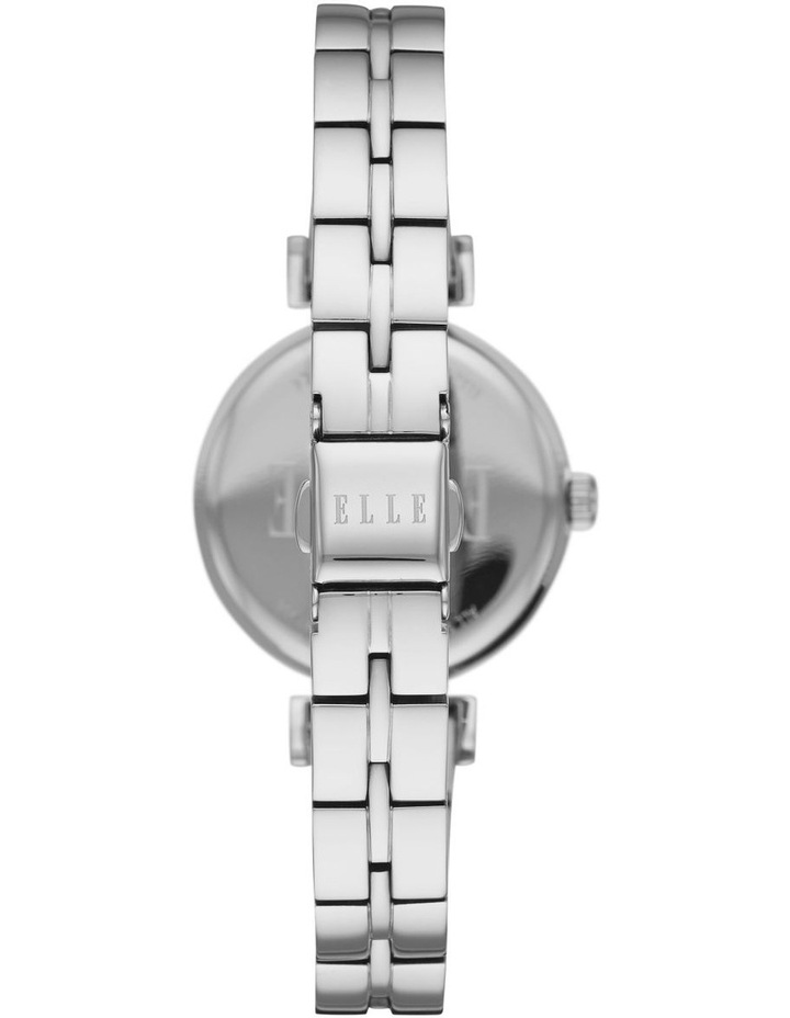 Odeon Silver-Tone Analogue Watch image 2