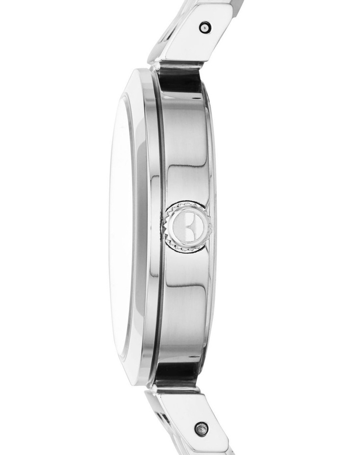 Odeon Silver-Tone Analogue Watch image 3