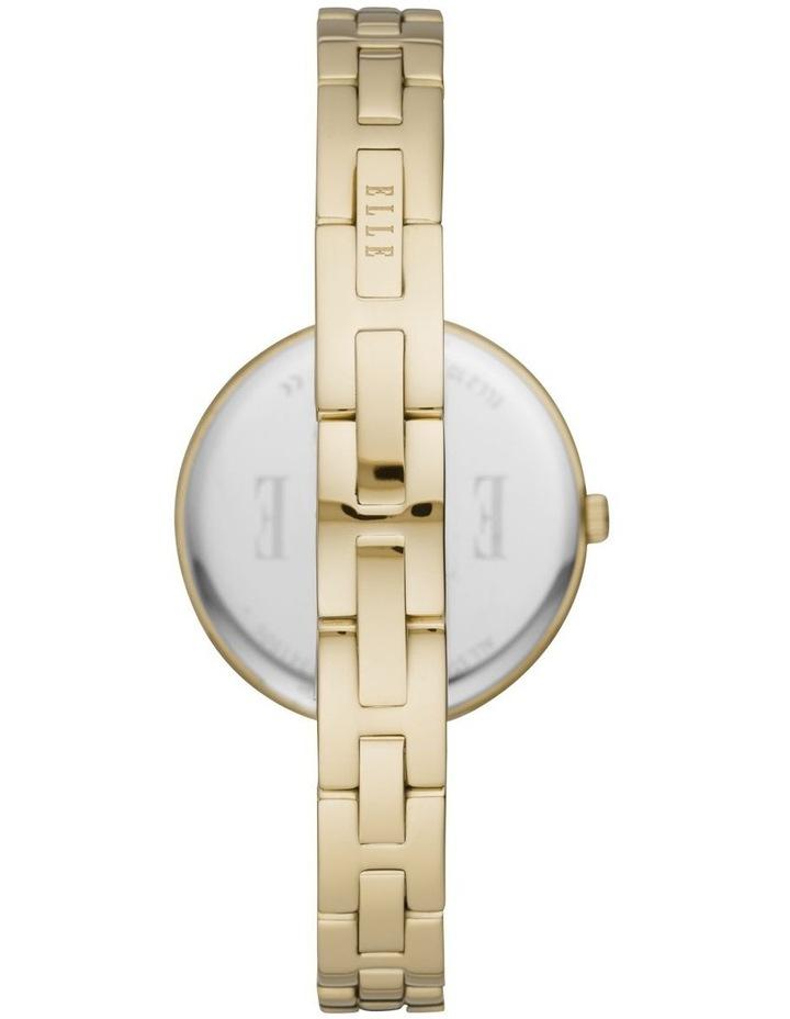 Wagram Gold-Tone Analogue Watch image 2