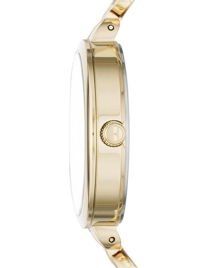 Wagram Gold-Tone Analogue Watch image 3