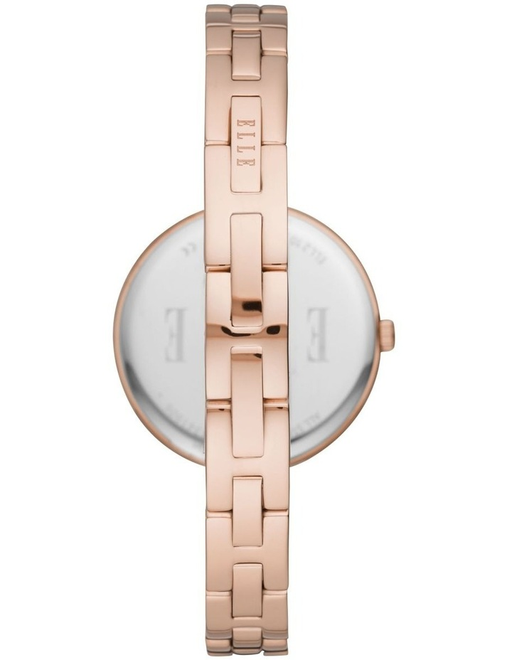 Wagram Rose Gold-Tone Analogue Watch image 2
