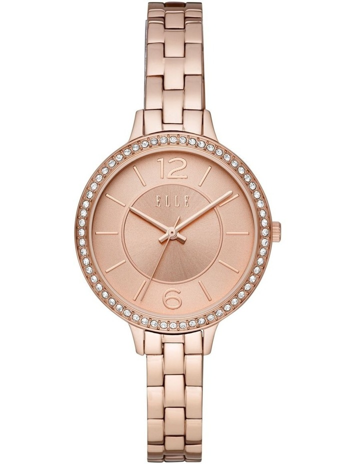 Opera Rose Gold-Tone Analogue Watch image 1