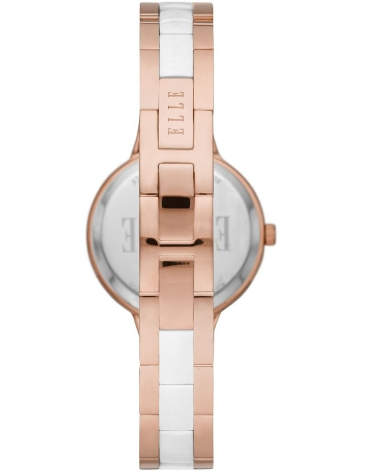 Alesia Rose Gold-Tone Analogue Watch image 2