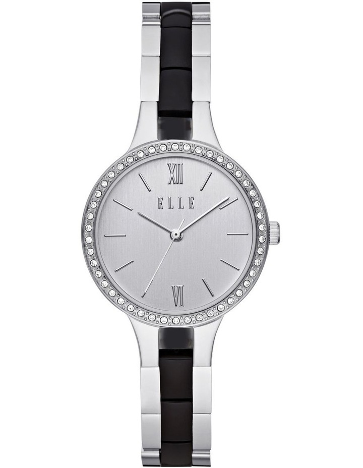 Alesia Silver-Tone Analogue Watch image 1