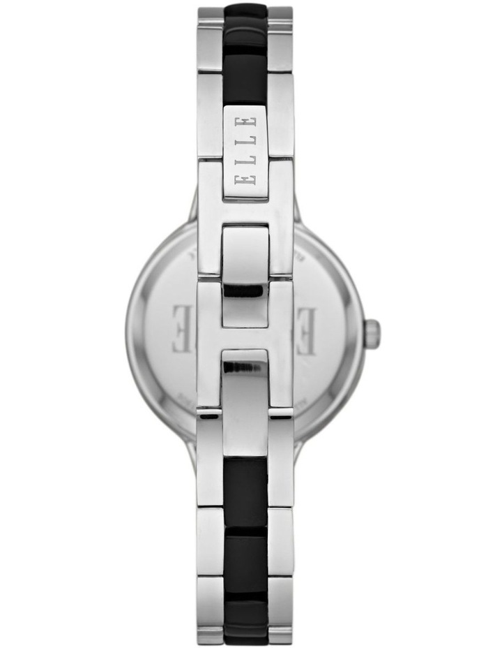 Alesia Silver-Tone Analogue Watch image 2