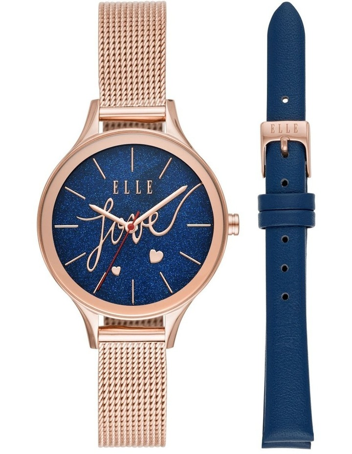 Ternes Rose Gold-Tone Analogue Watch image 1