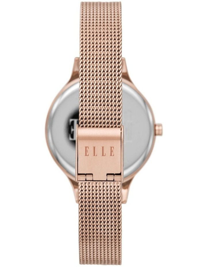 Ternes Rose Gold-Tone Analogue Watch image 2