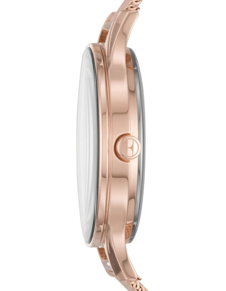Ternes Rose Gold-Tone Analogue Watch image 3
