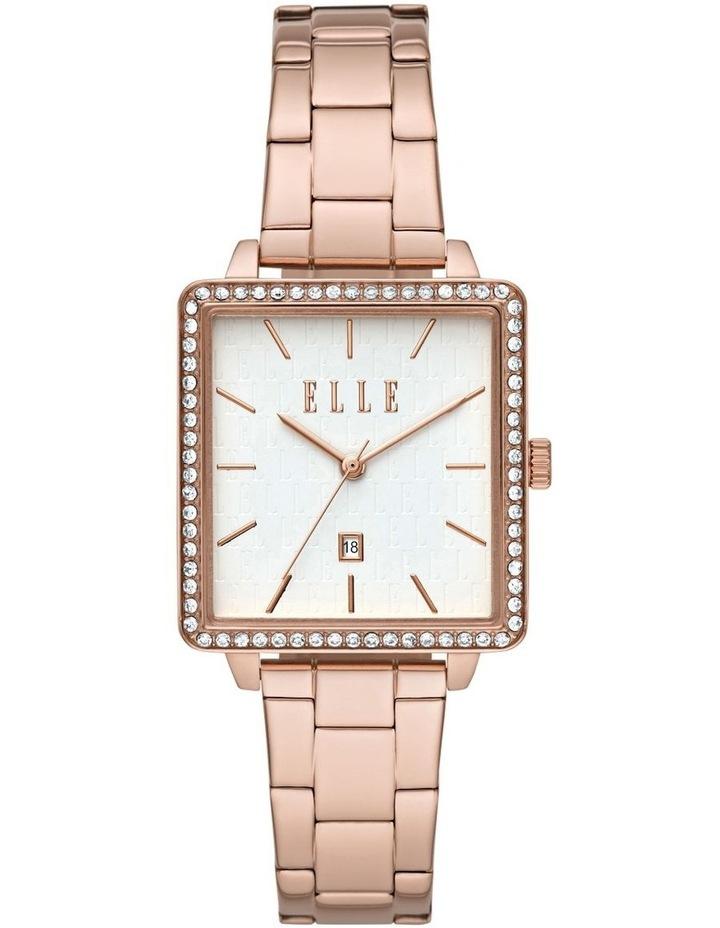 Ile De La Cite Rose Gold-Tone Analogue Watch image 1