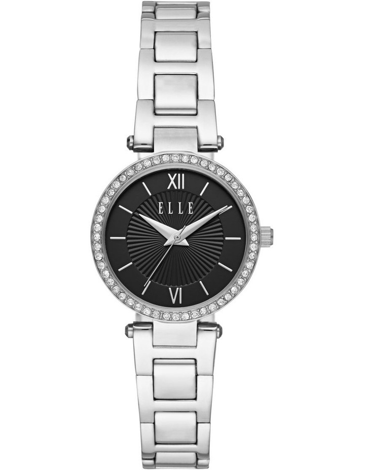 Muette Silver-Tone Analogue Watch image 1