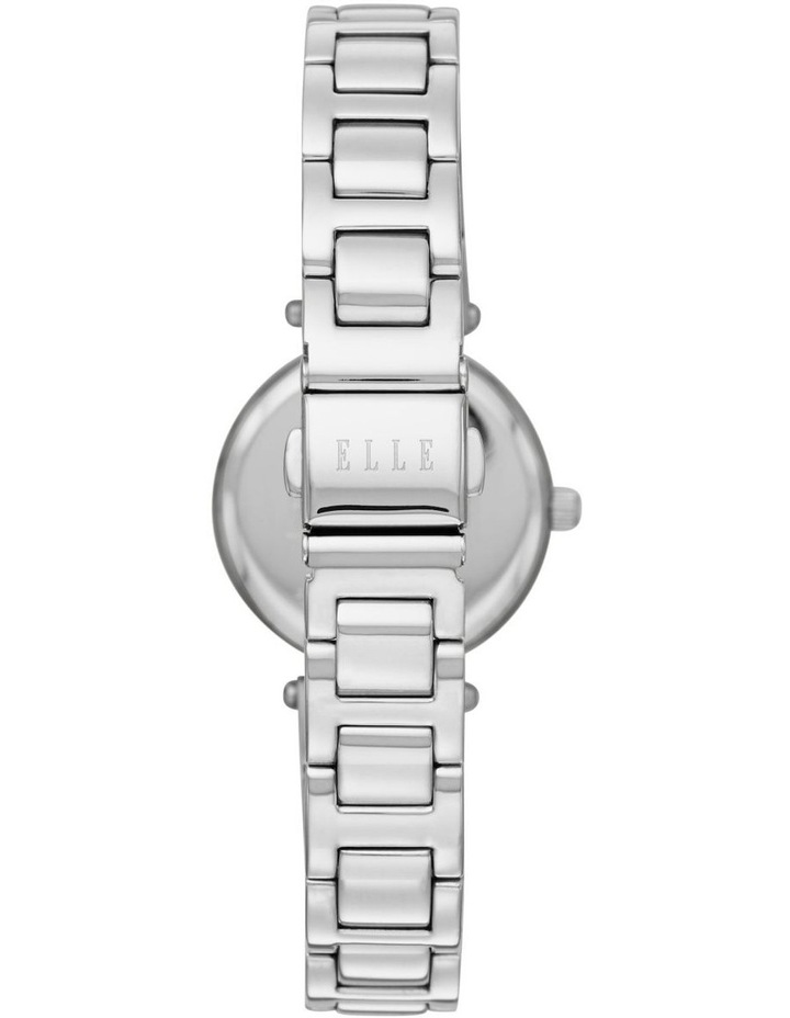 Muette Silver-Tone Analogue Watch image 2