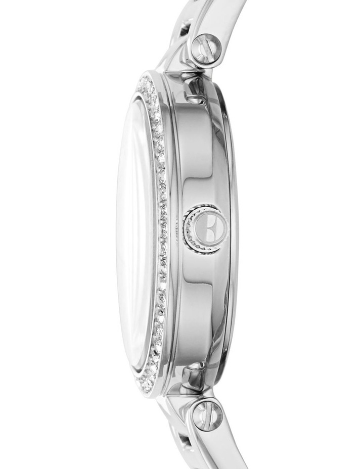 Muette Silver-Tone Analogue Watch image 3