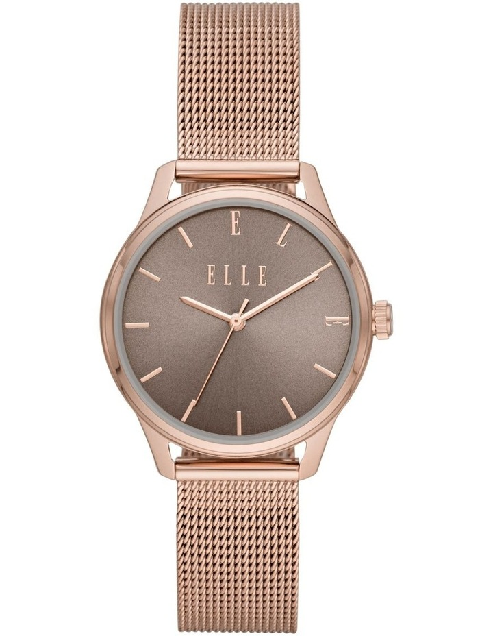 Monceau Rose Gold-Tone Analogue Watch image 1