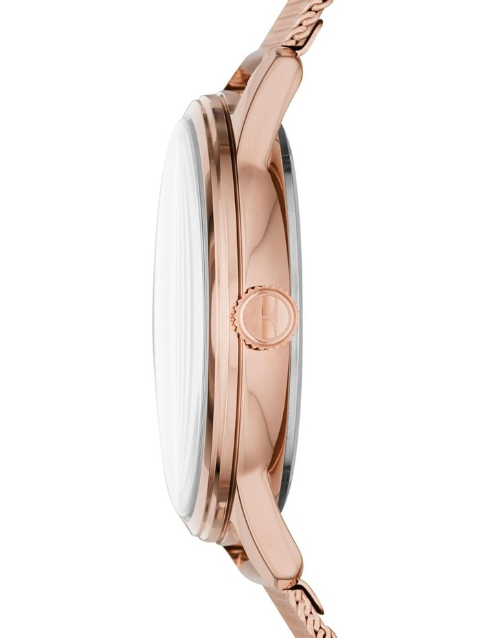 Monceau Rose Gold-Tone Analogue Watch image 3