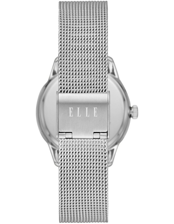 Monceau Silver-Tone Analogue Watch image 2