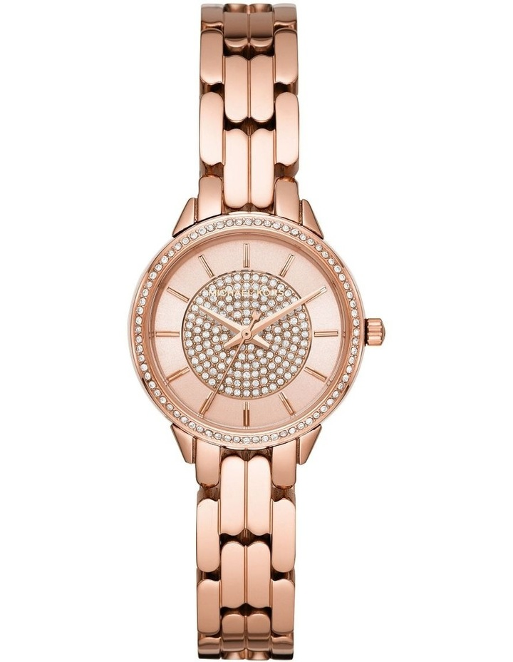 Allie Rose Gold-Tone Analogue Watch image 1