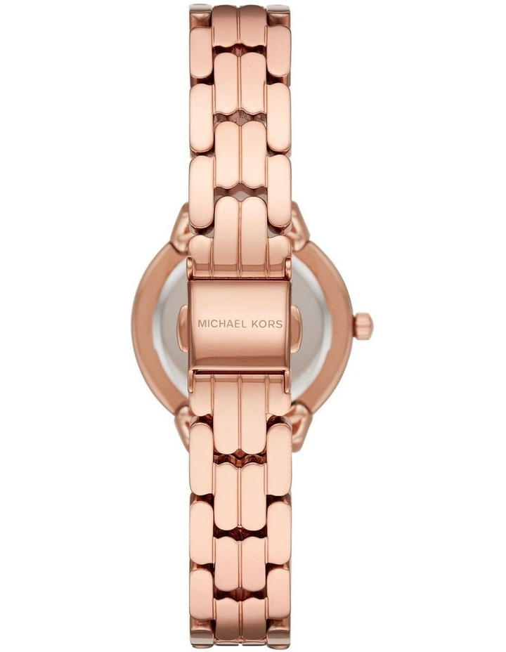 Allie Rose Gold-Tone Analogue Watch image 2