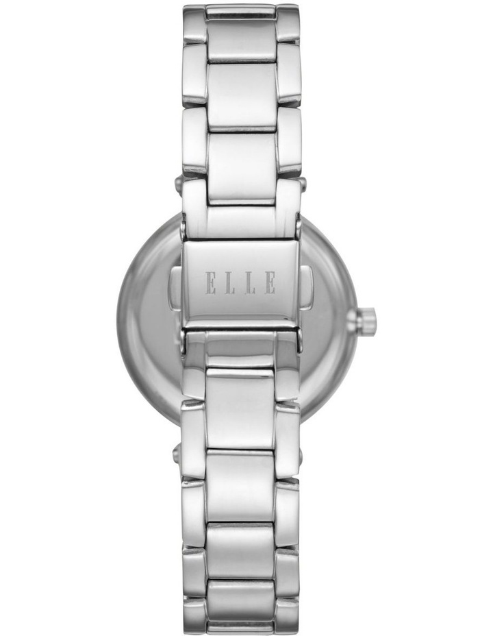 Montmartre Silver-Tone Analogue Watch image 2