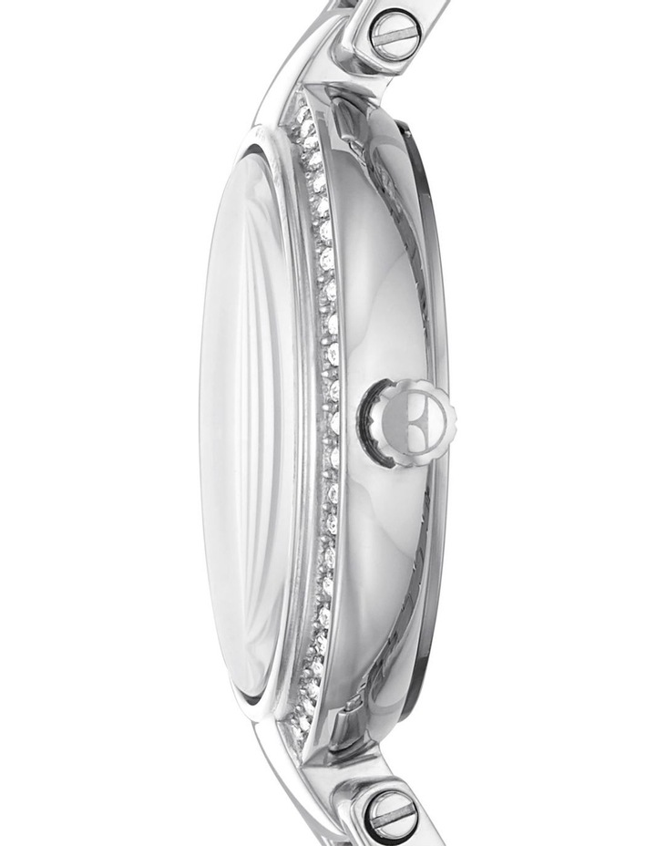 Montmartre Silver-Tone Analogue Watch image 3