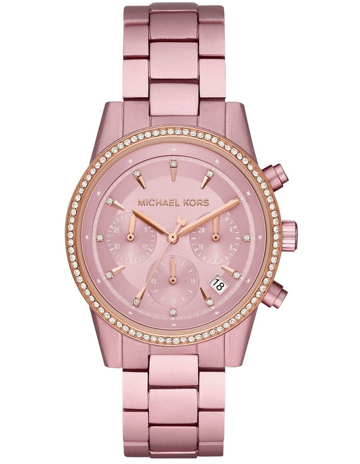 Ritz Pink Chronograph Watch image 1