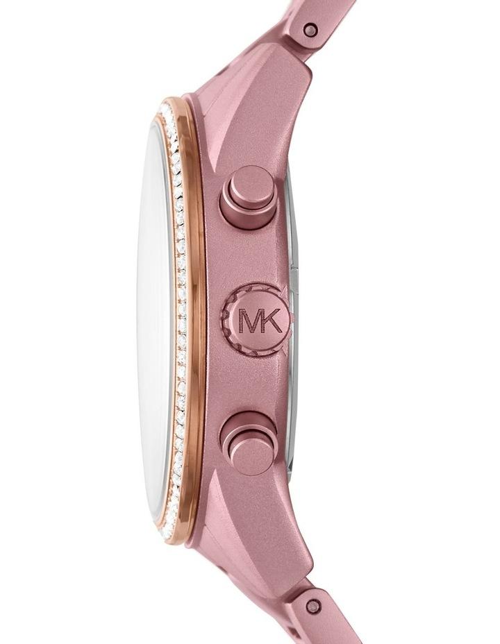 Ritz Pink Chronograph Watch image 3