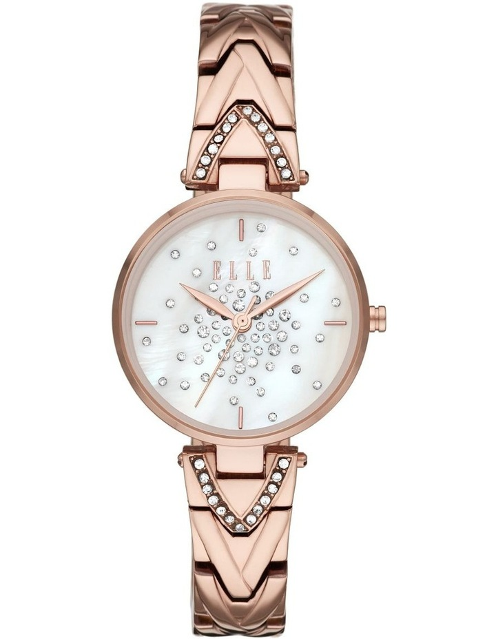 Grand Palais Rose Gold-Tone Analogue Watch image 1