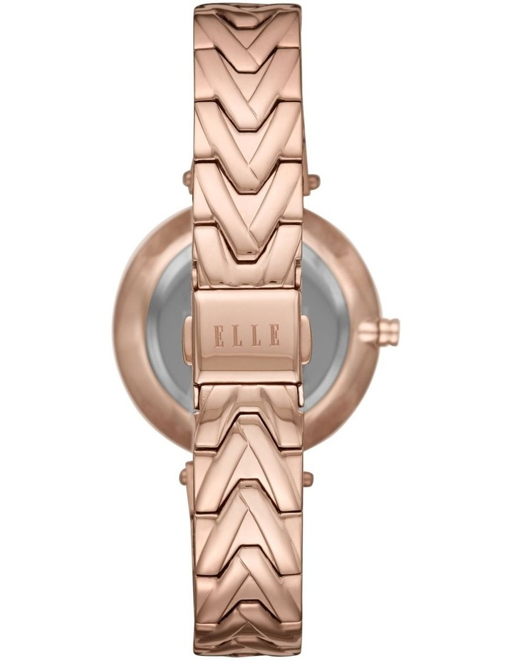 Grand Palais Rose Gold-Tone Analogue Watch image 2