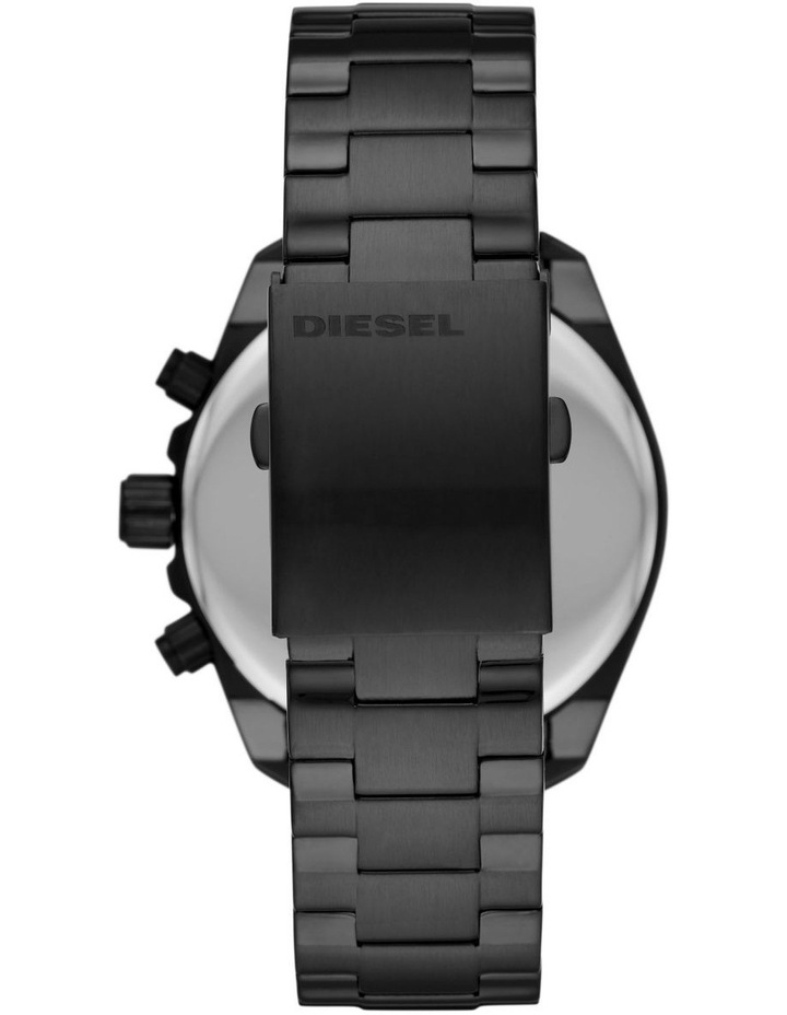 MS9 Black Chronograph Watch image 2