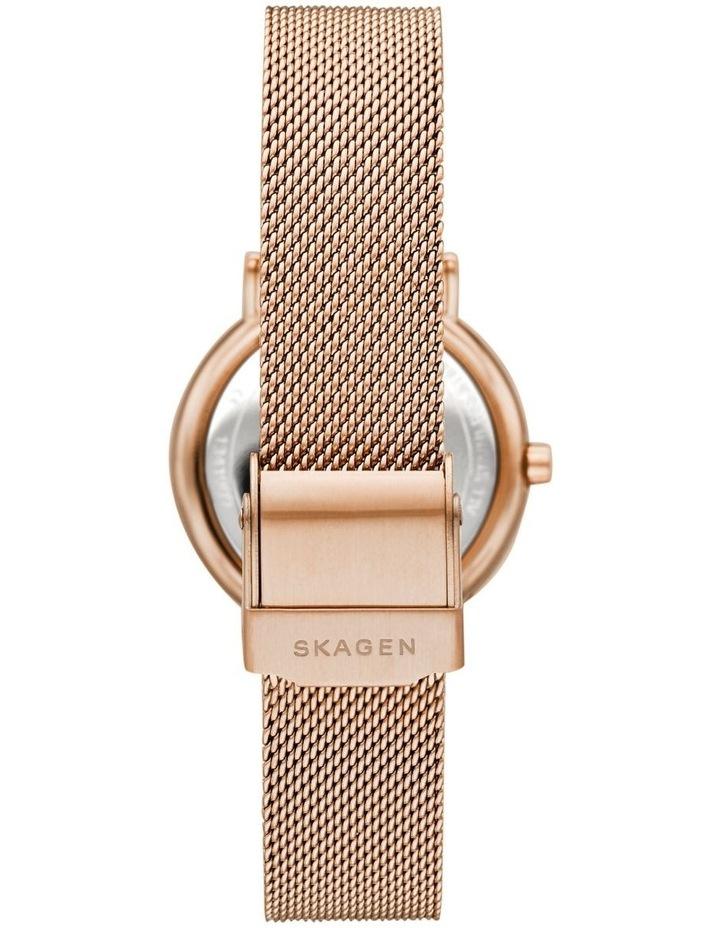 Signatur Rose Gold-Tone Analogue Watch image 2