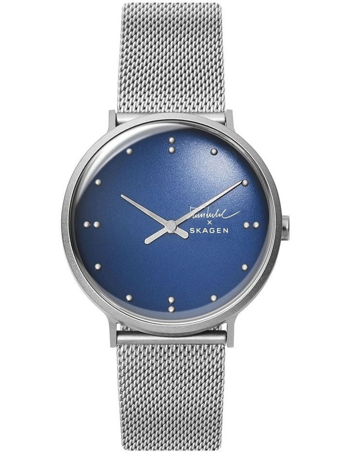 Loose Straps Silver-Tone Analogue Watch image 1